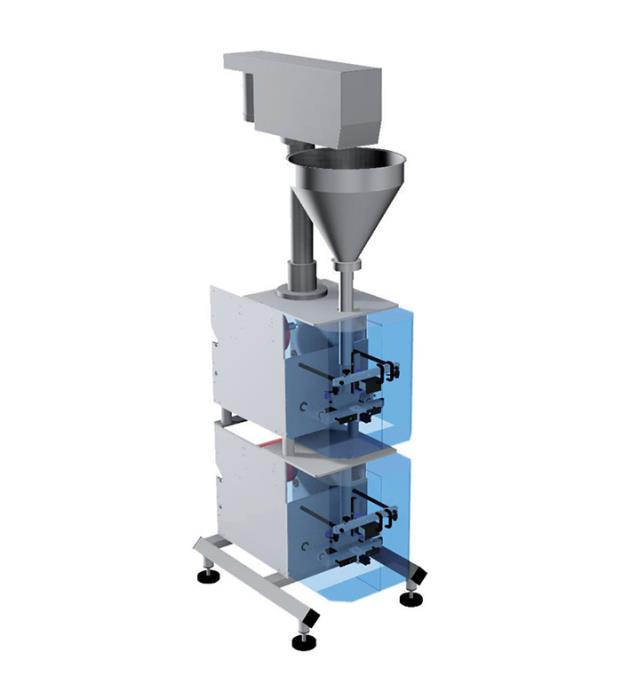 Vertical Form-Fill-Seal Machine (VFFS)