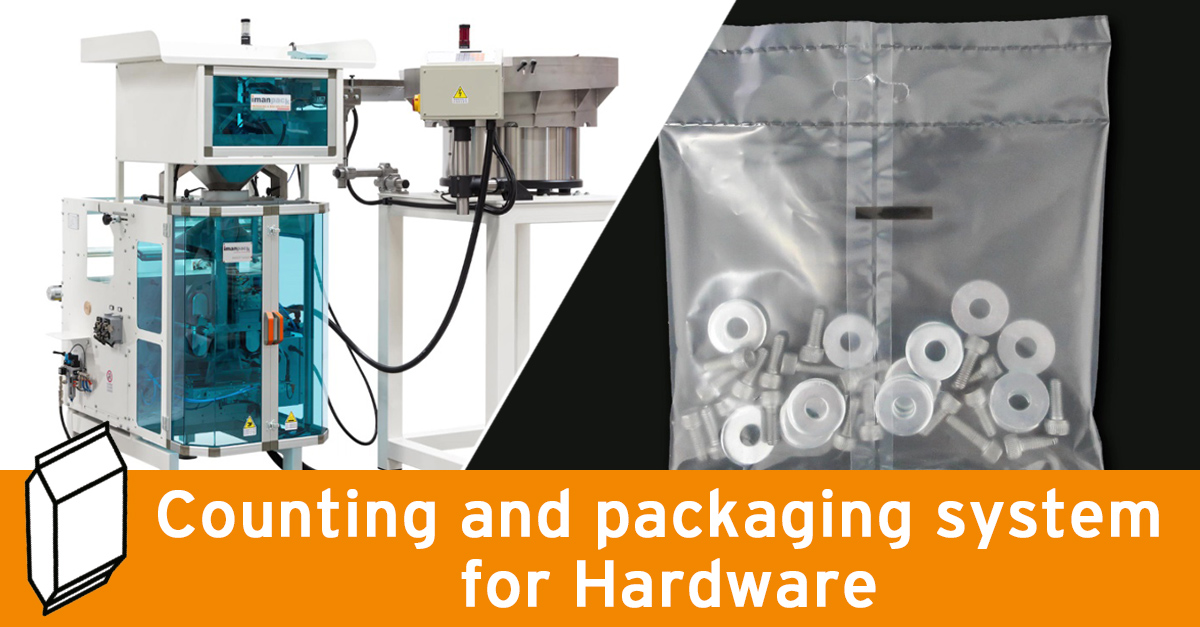 Video - Packaging system for hardware