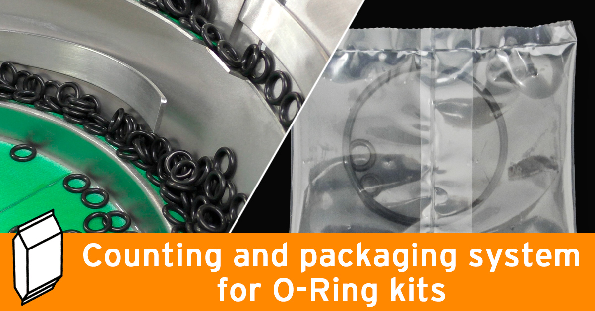 Video - O-Ring kits packaging