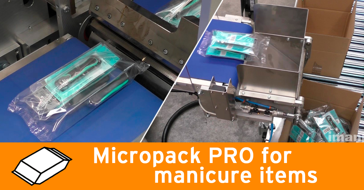Video - Micropack PRO for manicure items