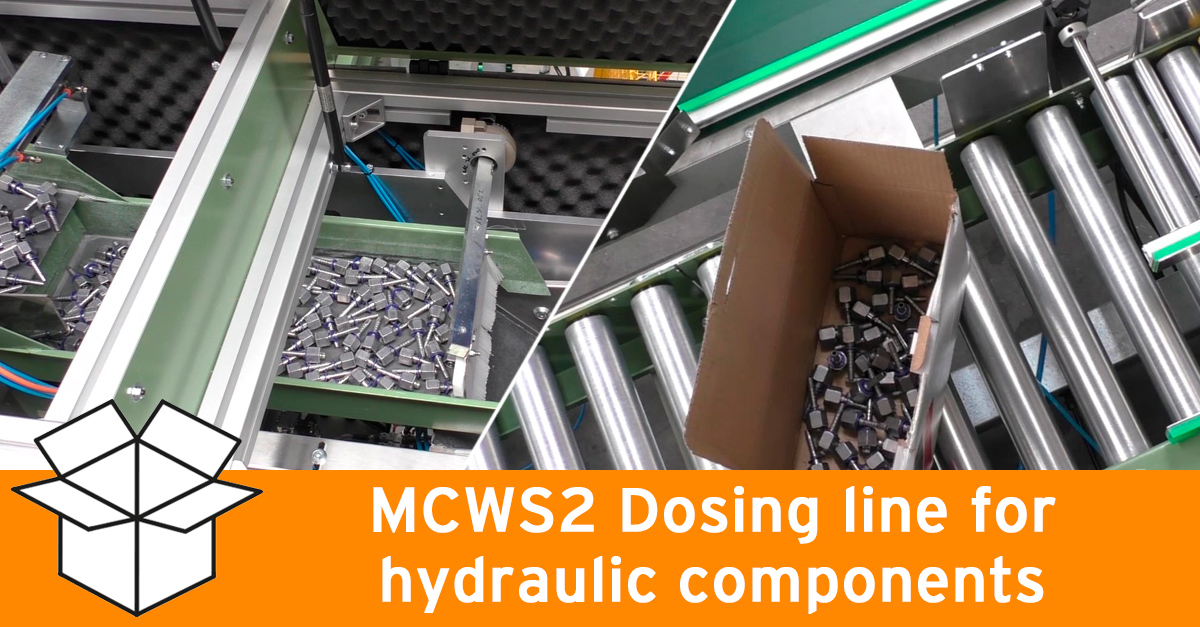 MCWS2 system for fittings