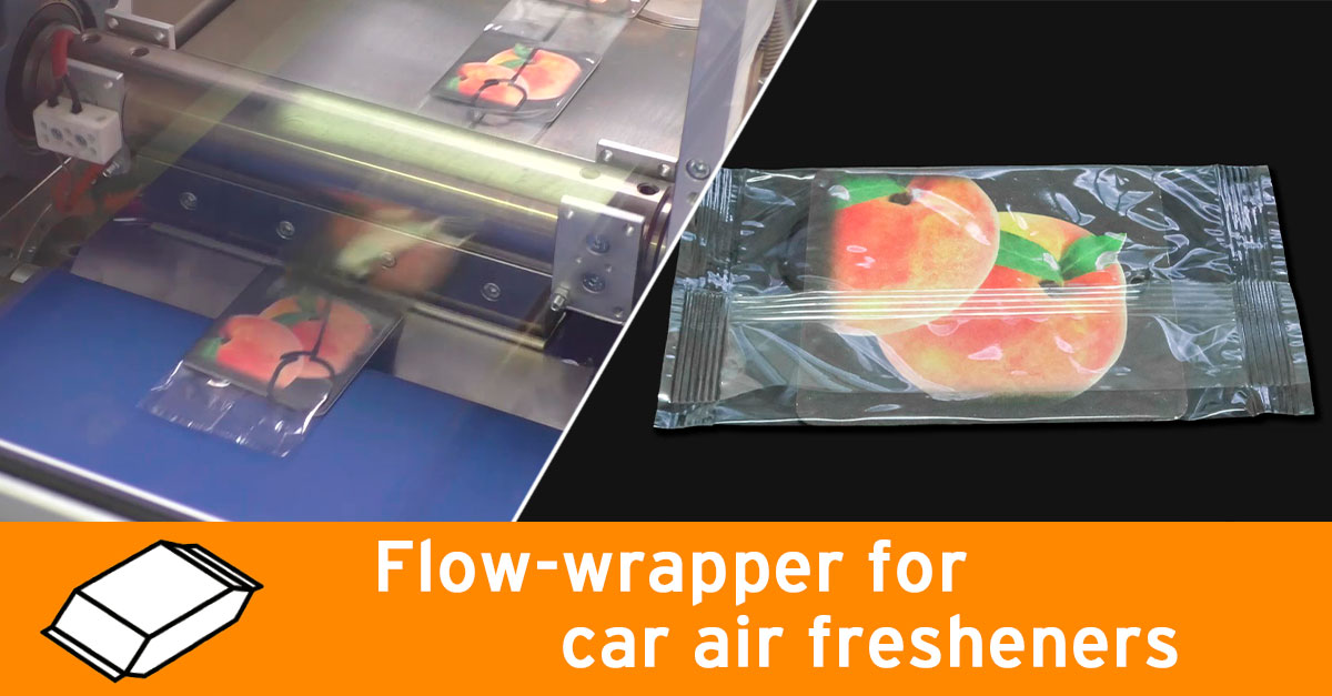 Packaging for air fresheners