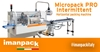 New catalogue MICROPACK PRO INTERMITTENT