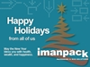 Happy Holidays 2020 from All of us at Imanpack Packaging
